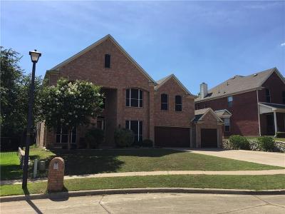Cedar Hill Single Family Home For Sale: 1407 Oxbow Drive