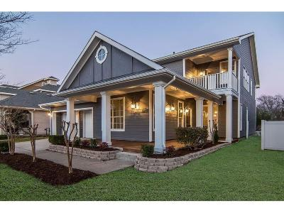 Savannah Single Family Home Active Contingent: 1316 Cobblestone Court