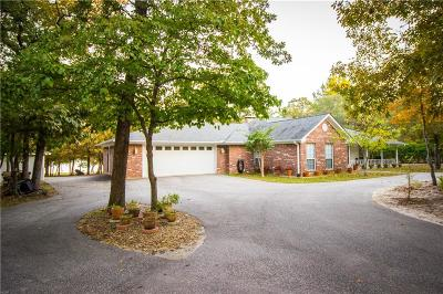 Athens Single Family Home For Sale: 7837 Double Oaks