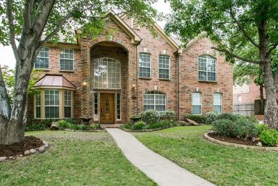 Grapevine Single Family Home For Sale: 3125 Fox Run Drive