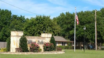 Wills Point Residential Lots & Land For Sale: 0000 Willow Drive