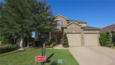 Euless Single Family Home For Sale: 301 Bradbury Drive