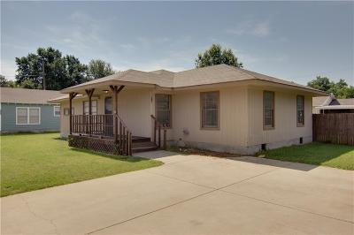 Denton Single Family Home For Sale: 316 Mockingbird Lane