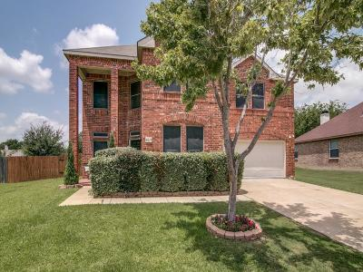 Garland Single Family Home For Sale: 4617 Baskerville Drive
