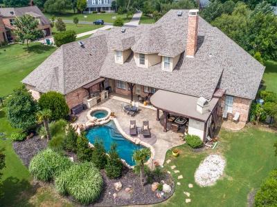 Melissa Single Family Home For Sale: 52 Trailridge Drive