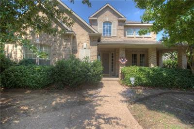 Single Family Home For Sale: 2320 Stockton Lane