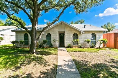 Dallas County, Denton County Single Family Home Active Option Contract: 2204 Yewpon Drive