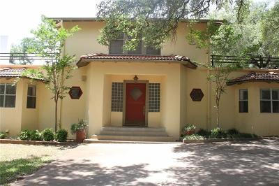 Glen Rose Single Family Home For Sale: 307 Cedar Street