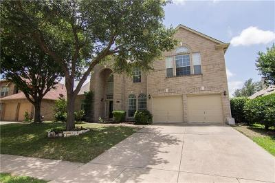 Frisco Single Family Home For Sale: 11113 Alexandria Drive