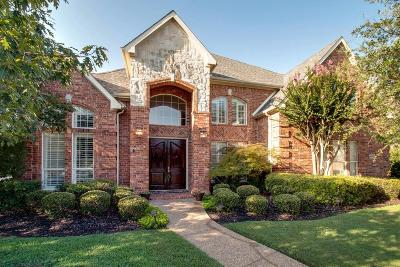 Flower Mound Single Family Home For Sale: 4401 Biscayne Drive