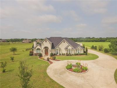 Royse City Single Family Home Active Kick Out: 624 Horseshoe Bend