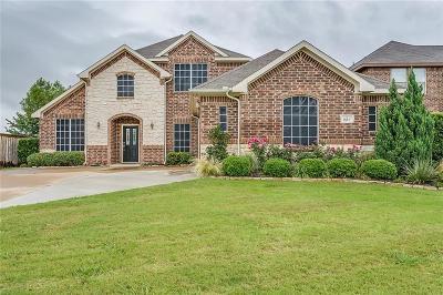 Burleson Single Family Home For Sale: 927 Hidden Lake Drive