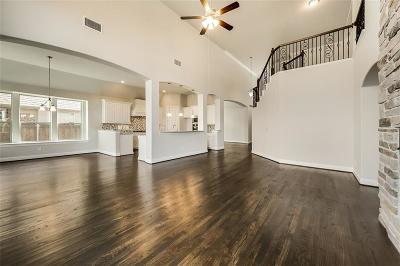 The Colony Single Family Home For Sale: 3617 Bankside