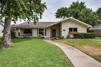 Dallas Single Family Home For Sale: 3241 Chapel Downs Drive