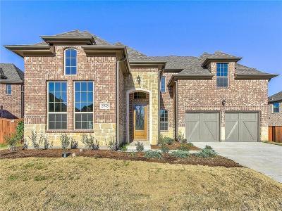 The Colony Single Family Home For Sale: 3745 Birmington