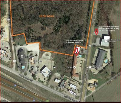 Canton Residential Lots & Land For Sale: 2348 N Trade Day Boulevard