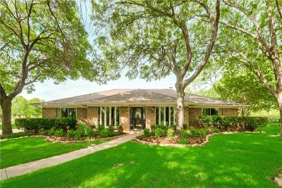 Fort Worth Single Family Home Active Option Contract: 951 Oakmont Court