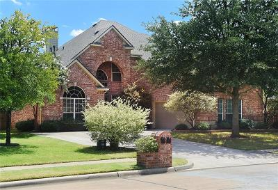 Corinth Single Family Home For Sale: 4202 Creek Bend Court