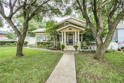 McKinney Single Family Home For Sale: 711 W Lamar Street