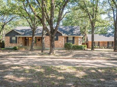 Wills Point Single Family Home For Sale: 120 Pvt Road 7725