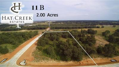 Bartonville Residential Lots & Land For Sale: 1024 Hat Creek Road