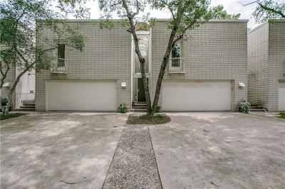 Dallas Condo For Sale: 2812 Welborn Street