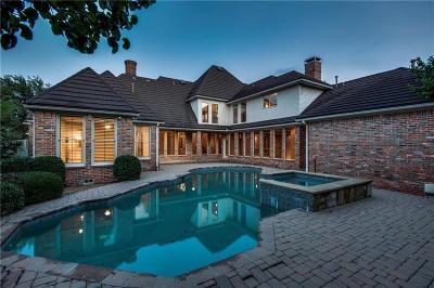 Irving Single Family Home For Sale: 4509 Windsor Ridge Drive