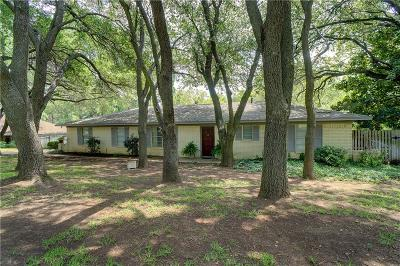 Colleyville Single Family Home For Sale: 4108 Cheshire Drive