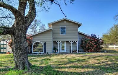 Sherman Single Family Home For Sale: 3374 Bethany (A) Road