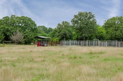 Terrell, Poetry Farm & Ranch For Sale: 00 County Rd 336