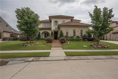 Irving Single Family Home For Sale: 673 Scenic Drive