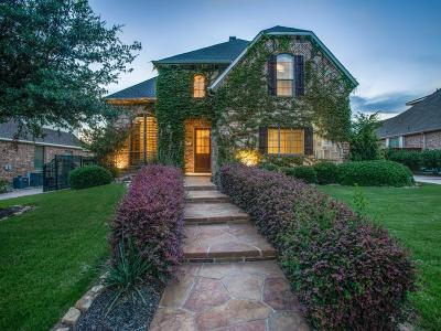 Lewisville Single Family Home Active Option Contract: 904 Sir Constantine Drive