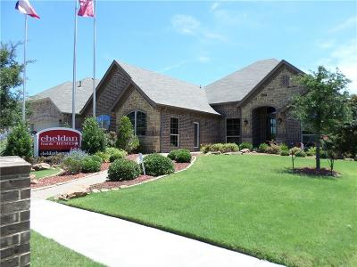 Burleson Single Family Home For Sale: 1312 Park Meadow Lane