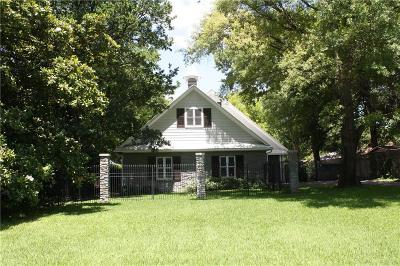 Angus, Barry, Blooming Grove, Chatfield, Corsicana, Dawson, Emhouse, Eureka, Frost, Hubbard, Kerens, Mildred, Navarro, No City, Powell, Purdon, Rice, Richland, Streetman, Wortham Single Family Home For Sale: 605 Mills Place