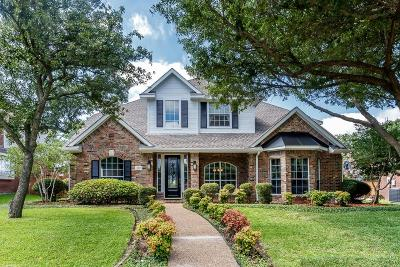 Allen Single Family Home Active Option Contract: 1233 Irvine Drive