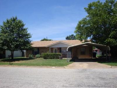 Graham Single Family Home For Sale: 1920 Allison