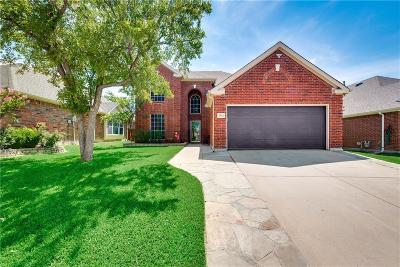 McKinney Single Family Home Active Option Contract: 2613 Travis Drive