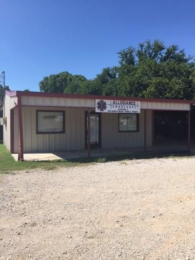 Early TX Commercial For Sale: $225,000