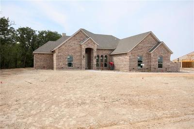 Brock Single Family Home For Sale: 119 Hackberry Pointe Drive