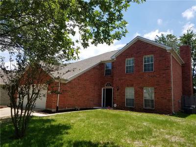 Park Glen, Park Glen Add Single Family Home For Sale: 5512 Rocky Mountain Road