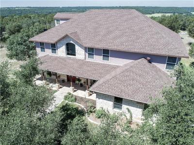 Erath County Single Family Home For Sale: 1230 Bluegill Ridge