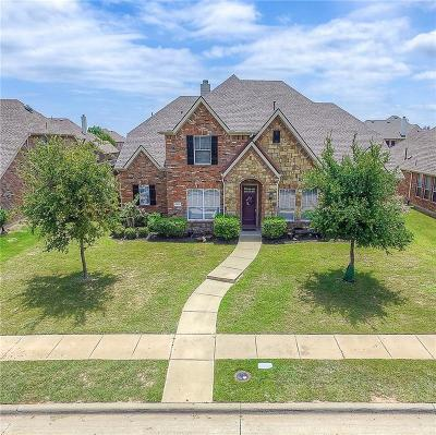 Frisco Single Family Home Active Contingent: 15025 Blakehill Drive