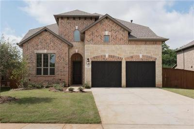 Grapevine Single Family Home For Sale: 4362 Vineyard Creek Drive