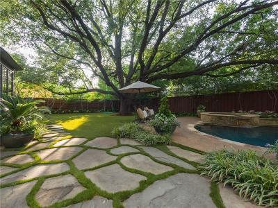 Dallas Single Family Home For Sale: 6123 Mimosa Lane
