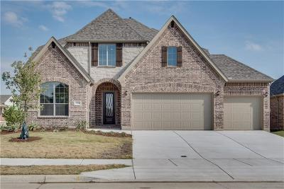 Fort Worth Single Family Home For Sale: 15120 Buckwater Way