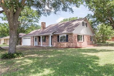 Coolidge, Mexia, Mount Calm Single Family Home For Sale: 905 Park Lane