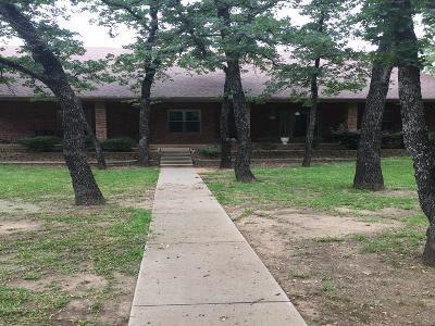 Burleson Single Family Home For Sale: 3145 Trailwood Drive E