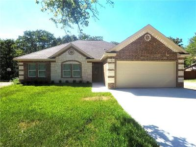 Seagoville Single Family Home For Sale: 802 Armstrong Road