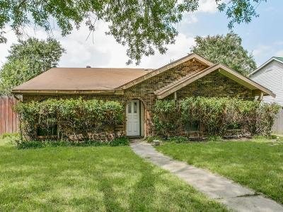 Plano Single Family Home For Sale: 2705 Chancellor Drive