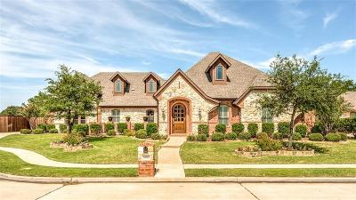 Flower Mound Single Family Home For Sale: 3809 Regency Park Court